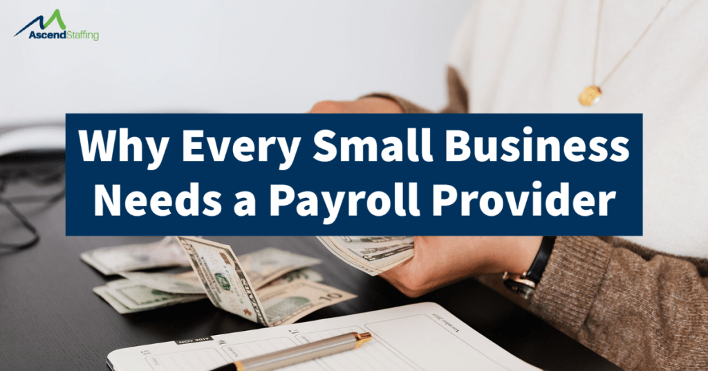Small Business Payroll Provider