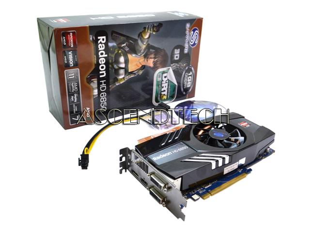 299-1E174-140SA | Sapphire Radeon Hd 6850 1GB Video Card