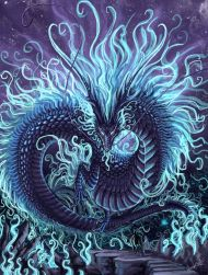 bluegreenmedusdragon image
