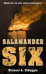 Salamander Six book cover