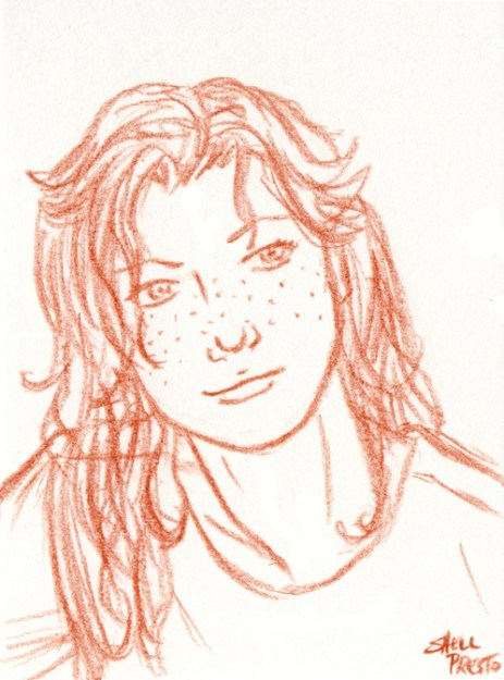 eva_sketch_card___flirty_by_shellpresto-d5gvc7d