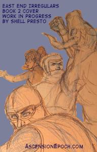 Irregulars Book 2 sketch