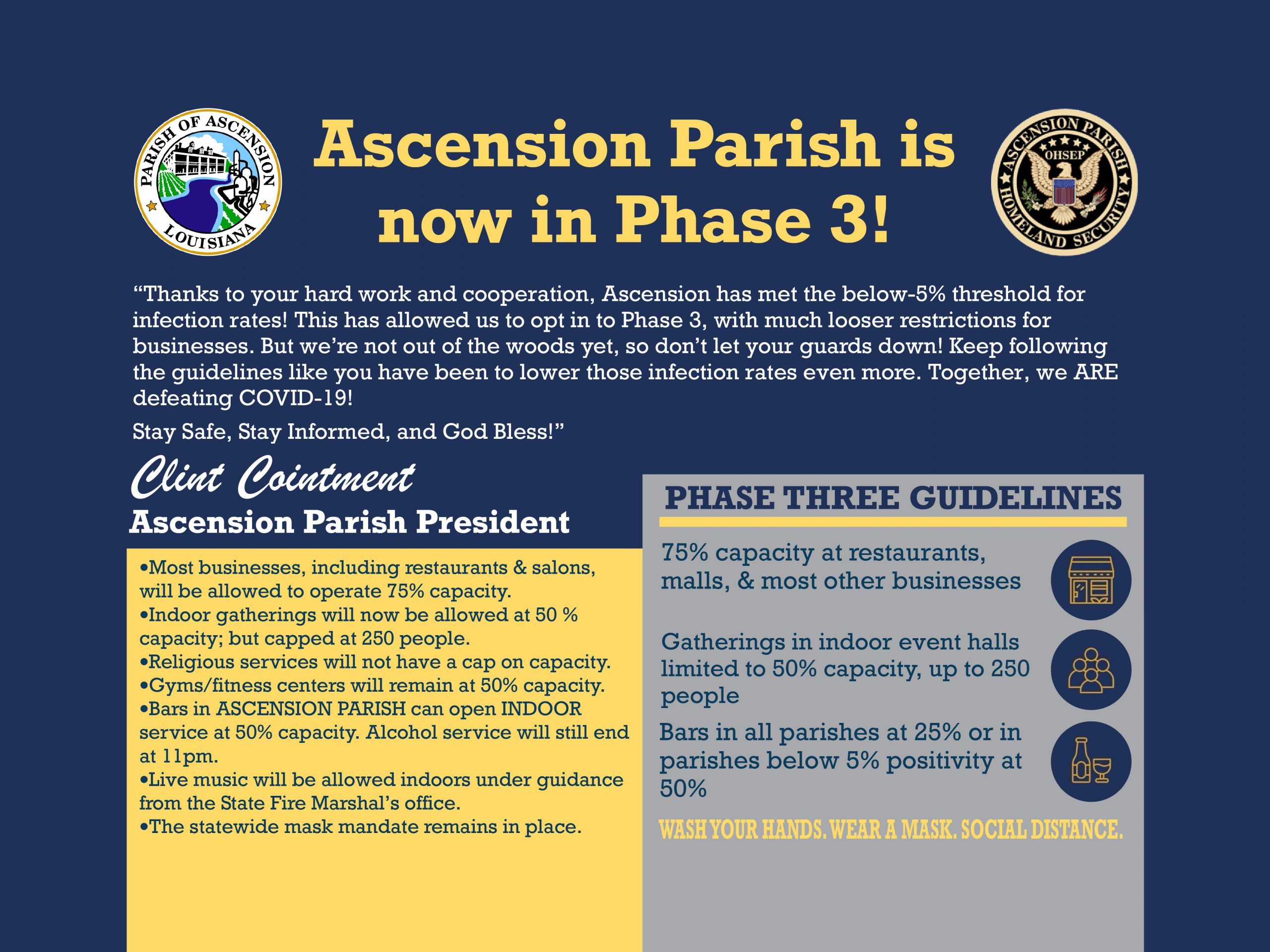 Phase 3 Information