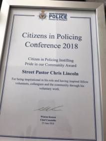Citizens in Policing conference 2018 1