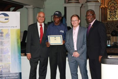 Congratulations to our newly graduated Merton Street Pastors