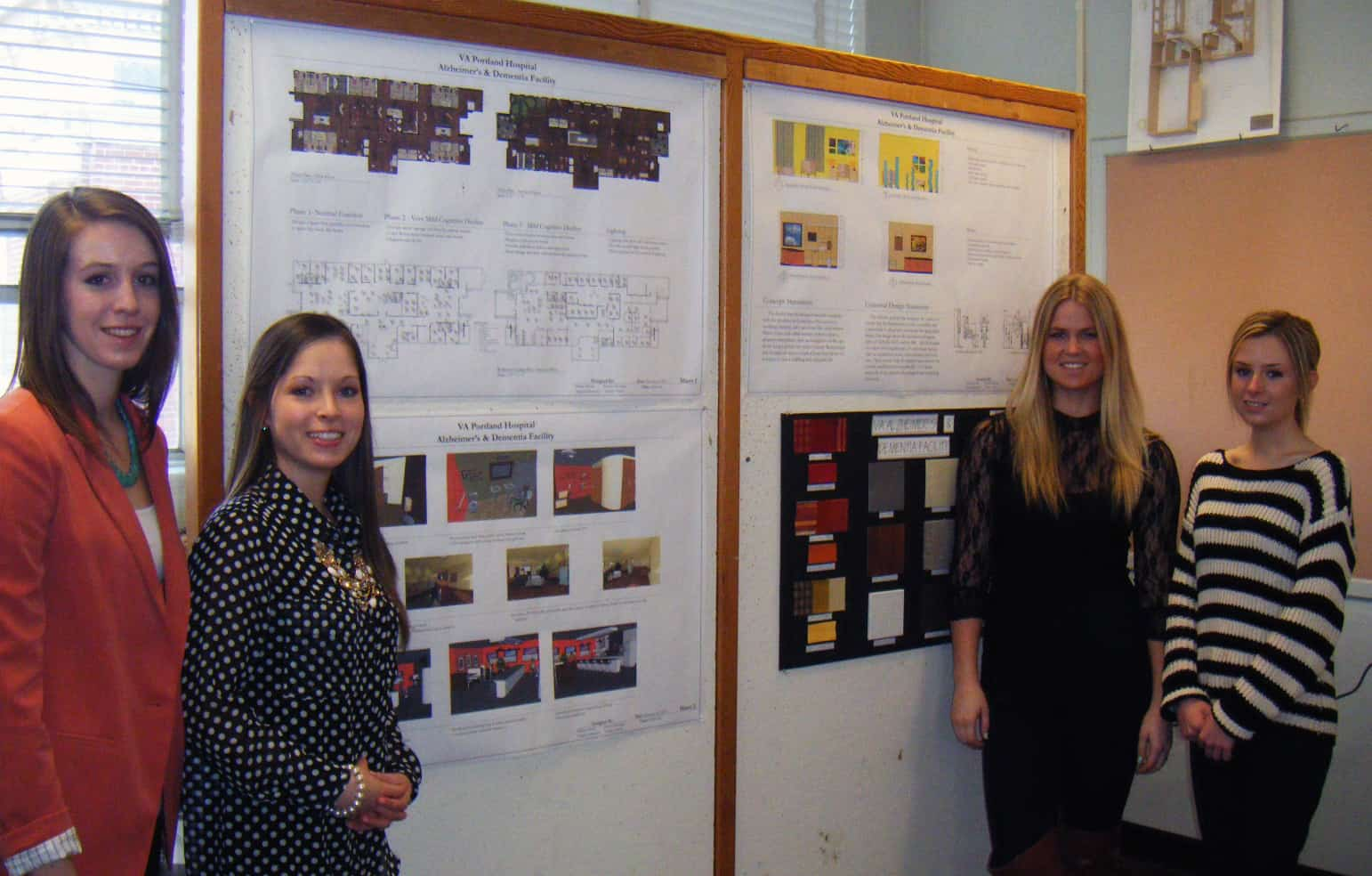 OSU Interior Design Students 1 Ascent Architecture & Interiors