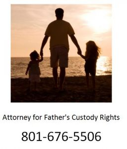 attorney for father's custody rights
