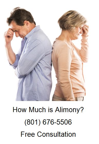 how much is alimony