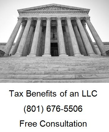 tax benefits of an llc