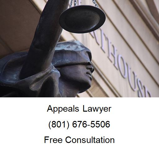what is the time frame for filing an appeal in utah