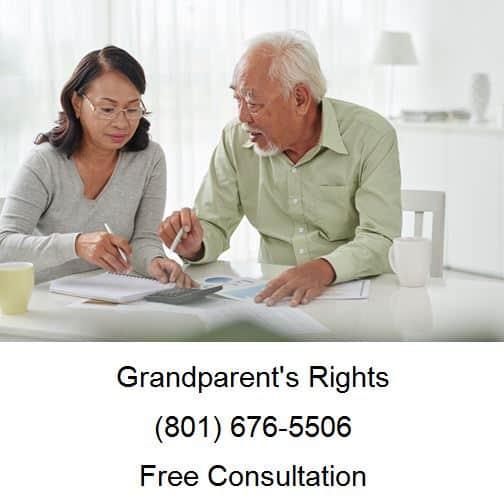 Grandparents Rights in Utah for Custody and Visitation