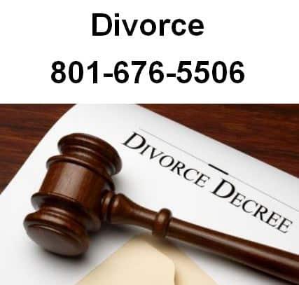 Utah Divorce Timeline