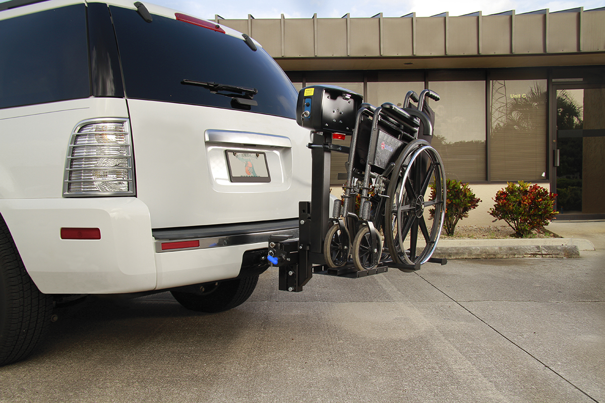 Wheelchair Lift For Car in Denver CO  Mobility Lift For