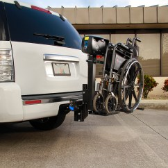 Vehicle Lifts For Power Wheelchairs Helinox Swivel Chair Youtube Wheelchair Lift Car In Denver Co Mobility