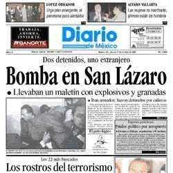 mexico headline