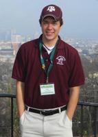 Janos Arnosky 1 - Dave Dowling Scholarship Recipients