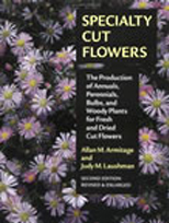 Specialty Cut Flowers 2nd. Edition book - ASCFG Books