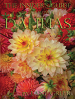 The Insiders Guide to Cut Flower Dahlias book - ASCFG Books