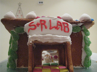 Gingrebread Laboratory Front