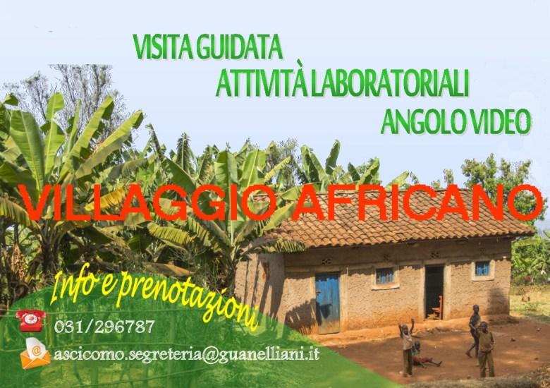 Un Villaggio Africano a Cermenate