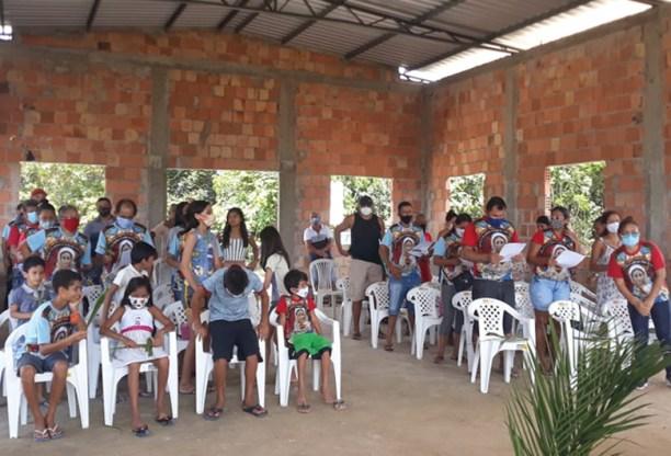 S. Messa al Techo Fraterno di Manaus