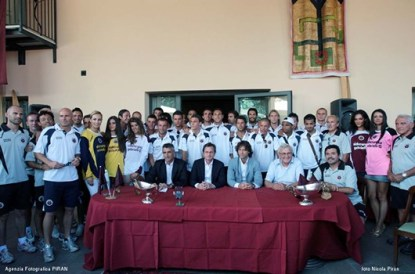 Campionato 2009/2010, presentazione della squadra