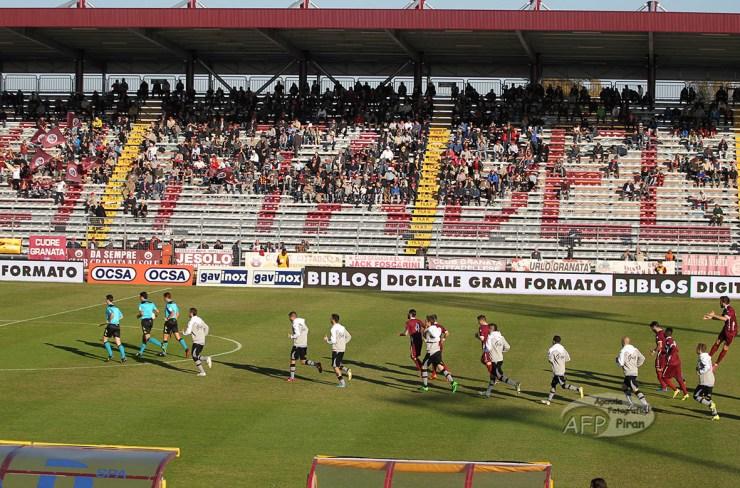 Cittadella - Alessandria 2 - 1