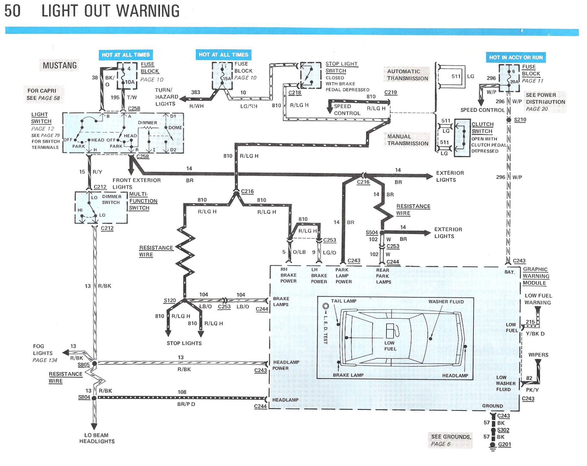 1986 bayliner capri wiring diagram photoelectric switch 2002