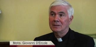 Monsignor Giovanni D'Ercole, vescovo di Ascoli