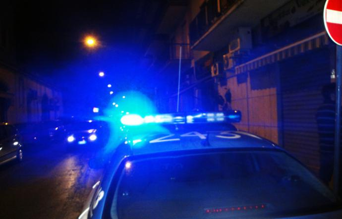 Inseguimento della Polizia