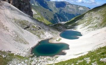 Il Lago di Pilato sui Monti Sibillini