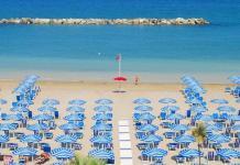 Spiaggia a San Benedetto del Tronto