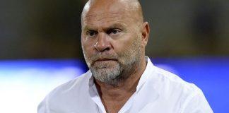 Serse Cosmi, allenatore dell'Ascoli Picchio