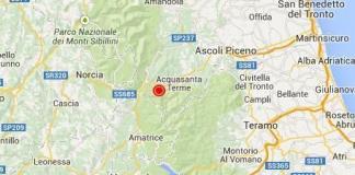 Terremoto nelle Marche