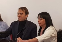 Andrea Cangini e Jessica Marcozzi, Forza Italia
