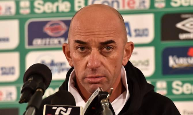 L'allenatore Alberto Bollini