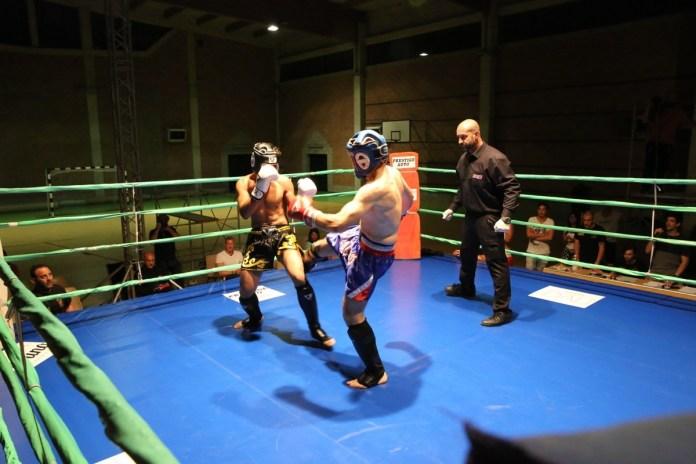 I piceni, kick boxing