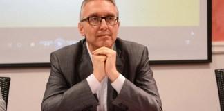 Il presidente della Regione Marche Luca Ceriscioli