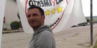 Mauro Bochicchio, sindaco di Castel di Lama, M5s, foto da Facebook