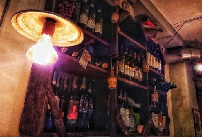 L'interno dell'osteria I Perdigiorno di San Benedetto del Tronto, foto da Tripadvisor
