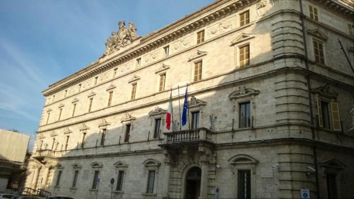 La sede della Provincia di Ascoli