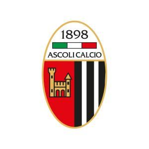 Il nuovo logo dell'Ascoli Calcio