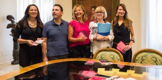 La presentazione del festival musicale Crescendo di Ascoli
