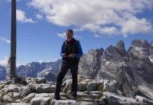 Leonardo Tamantini, vittima di un tragico incidente in altura