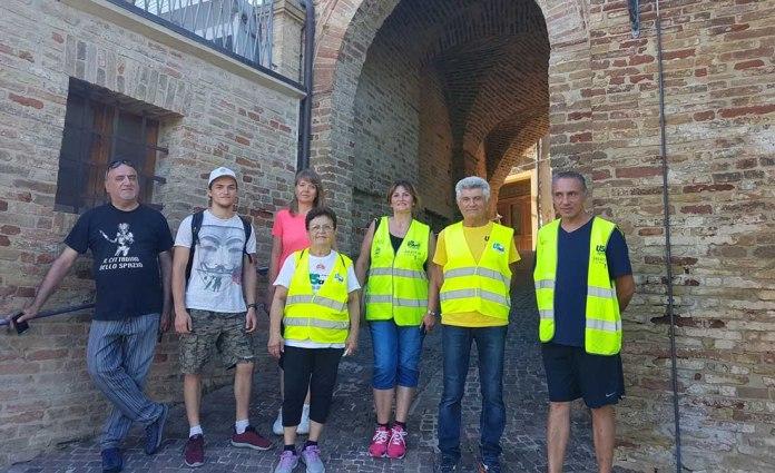 La passeggiata dei musei a Monsampolo del Tronto