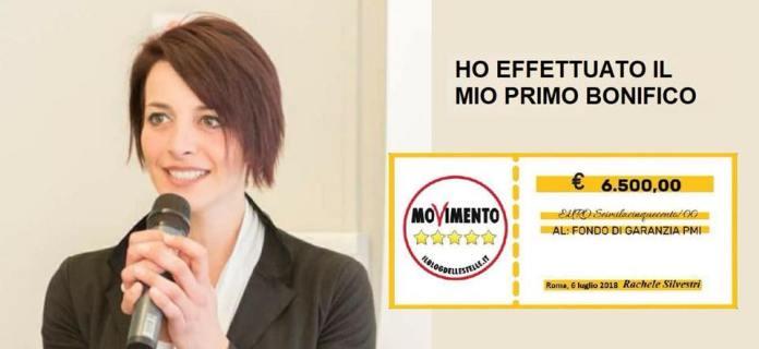 Rachele Silvestri, parlamentare del M5S di Ascoli