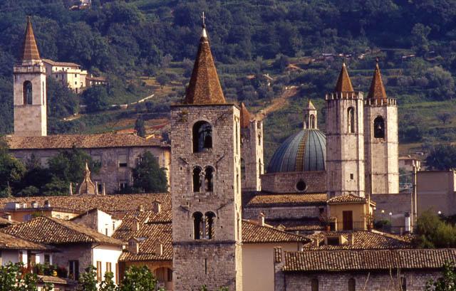 Le torri di Ascoli Piceno