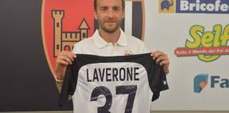 Lorenzo Laverone all'Ascoli Calcio