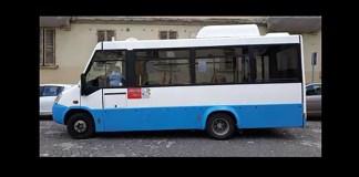 Il nuovo bus navetta attivo ad Ascoli Piceno