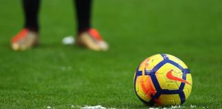 Calcio, foto generica